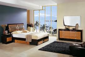 Contemporary Wooden Bedroom Furniture Bedroom Furniture Modern Bedroom Furniture With Storage Medium