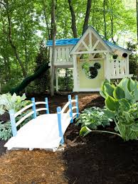 magnificent kids outdoor playhouse wood design ideas presents