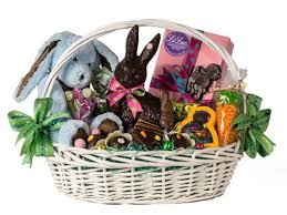 easter badkets colossal chocolate easter basket li lac chocolates