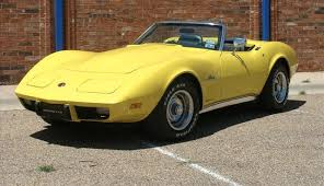 bright yellow 1975 corvette paint cross reference