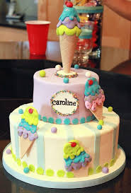254 best ice cream cone and candy cakes images on pinterest