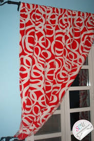 Red Curtains Ikea Ikea Sew Chic And Unique