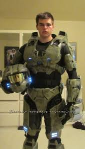 Master Chief Halloween Costumes 1000 Images Halo Designs Halo Cosplay