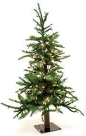 7 5 u0027 pre lit norfolk pine artificial christmas tree clear lights