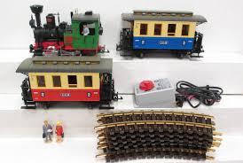 buy lgb 72302 g scale starter set ex box trainz auctions