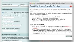 what is a known traveler number images Tsa pre check expands to air canada guys who travel png