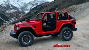 2018 all new jeep wrangler