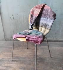 Knit Home Decor Striped Knit Throw Blanket Home Decor U0026 Lighting Relais