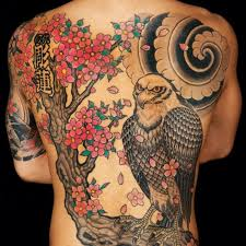 tattoo back japanese inked in and covered up the blotted history of japanese tattoos