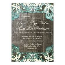 rustic invitations 57 best turquoise wedding invitations images on pool