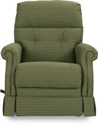 Lazy Boy Recliners Amelia Reclina Rocker Recliner With Skirted Chaise By La Z Boy