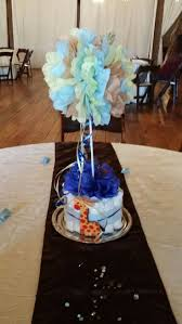 Baby Boy Shower Centerpieces by 61 Best Baby Shower Centerpieces Images On Pinterest Baby Shower