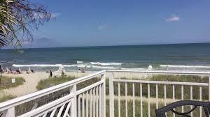 view from damon u0027s grill oceanfront restaurant in myrtle beach