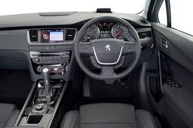 new peugeot sedan new peugeot 508 interior and equipment
