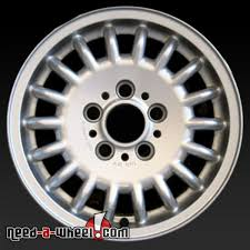 bmw 3 series rims for sale 15x7 bmw 3 series wheels oem 1992 1999 silver rims 59183
