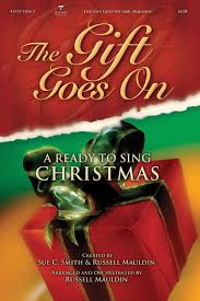 brentwood choral the gift goes on christmas pinterest choir