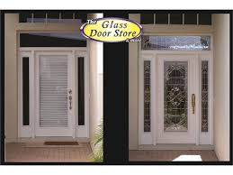 Metal Glass Door by Traditional And Classic Front Entry Glass Doors