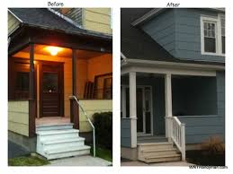 simple porch column plans wrap your ugly 4x4 wny handyman