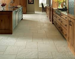 Kitchen Tile Floor I Like This Flooring Would Contrast The Knotty Pine In Kitchen