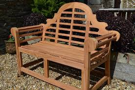 sustainable teak fully assembled lutyens bench 1 35m jati brand
