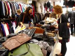 Second Hand by Paris Vintage Shopping Guide Second Hand Thrift Stores Days