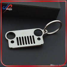jeep grill logo chrome finish iconic for jeep willys front bumper grill shape key