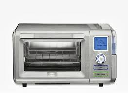 Breville Toaster Oven Review Convection Steam Oven Reviews Wolf Thermador Cuisinart