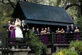 descanso gardens wedding sam s wedding descanso gardens tauran photography
