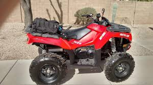 arctic cat 500 4x4 automatic motorcycles for sale