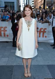 julianne moore u0027s tiff 2014 dress is chanel perfection