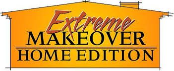 house makeover shows extreme makeover home edition wikipedia