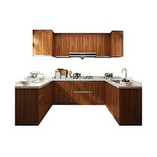 wood grain kitchen cabinet doors modern style knock matt finish wood grain color door