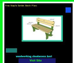 free indoor wooden bench plans 153755 woodworking plans and