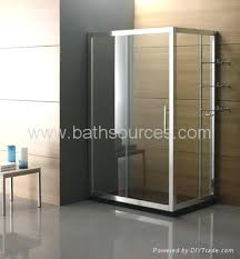 Plexiglass Shower Doors Garage Door Prices Aluminum And Insulated Glass Garage Plexiglass