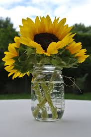 Vase Of Sunflowers Leelee U0027s Garden Blog