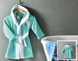 robe de chambre disney adulte linge de bain enfant peignoir enfant cape de bain becquet
