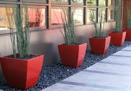 Discount Outdoor Planters by Inexpensive Landscaping Ideas To Beautify Your Yard Freshome Com