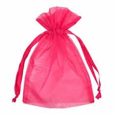 pink favor bags idearibbon