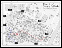 Direction Map Usc Viterbi Of Engineering Direction Map