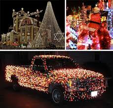 9 crazy christmas decorations images christmas