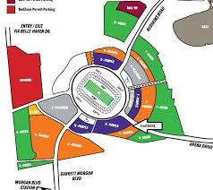 Wvu Parking Map Fedex Field Parking Map My Blog