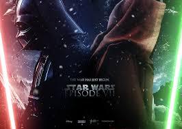star wars episode 7 official poster wallpaper
