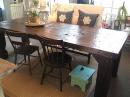 Primitive Dining Room Tables 23 Best Farm Tables Images On Pinterest Farm Tables Rustic Farm