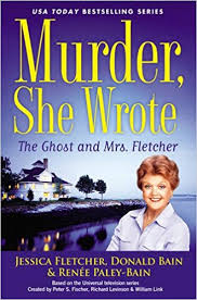 si e bain murder she wrote the ghost and mrs fletcher amazon de