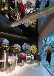 flower shop flower shop in shanghai by alberto caiola yellowtrace