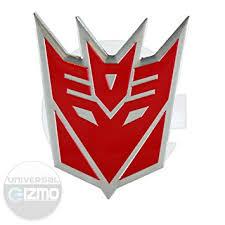 decepticon camaro amazon com transformers decepticon car and window aluminum decal