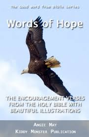 words hope encouragement verses holy bible