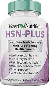 vitamins for hair over 50 amazon com hair skin and nails vitamins 5 patents over 50 clinical