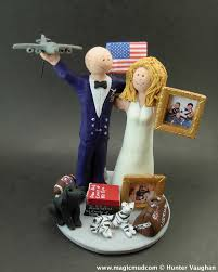 u s air force wedding cake topper any professions or hobb u2026 flickr