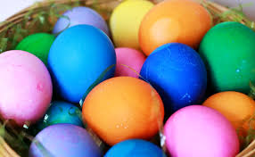 philosophy of science portal the colors of spring easter egg dyeing